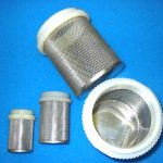 Filter Cages (stainless steel)